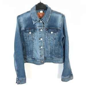 Levi's big kids denim jacket